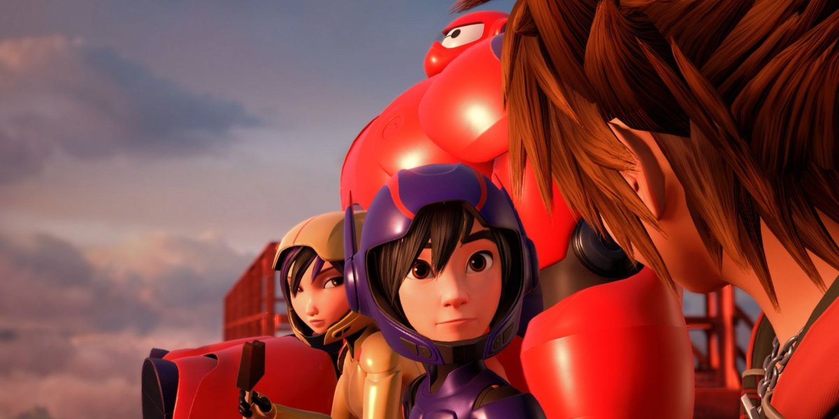 kingdom hearts 3 worlds guide big hero 6