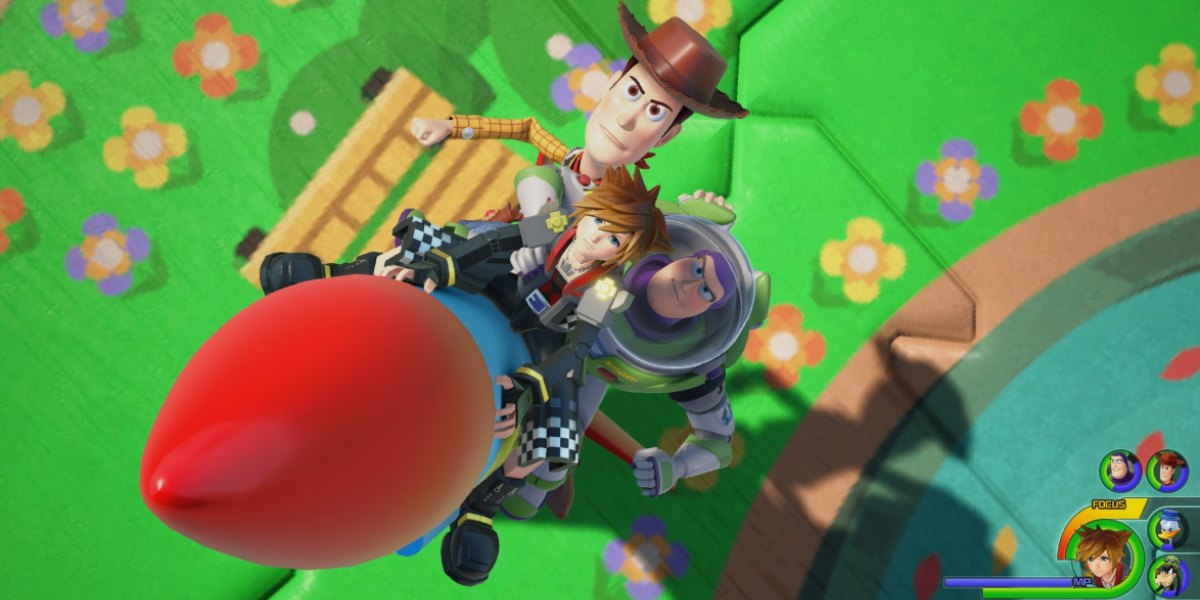 kingdom hearts 3 worlds guide toy story