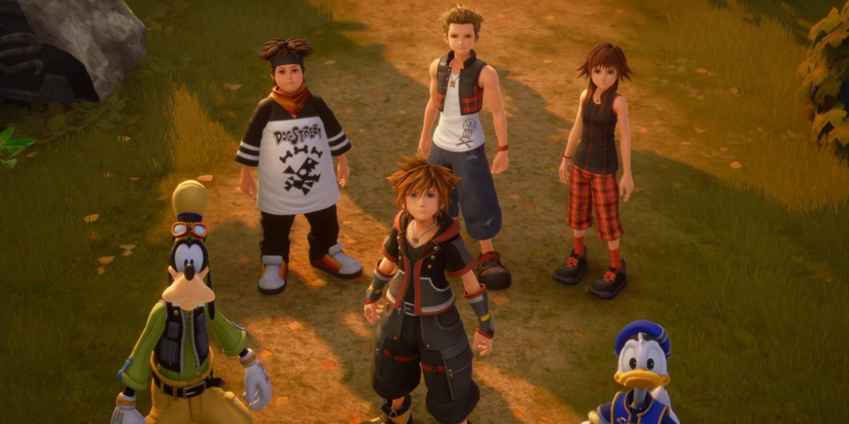 kingdom hearts 3 worlds guide twilight town