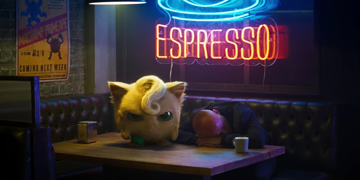 The 43 Pokémon in the 'Detective Pikachu' trailer -- Did you catch 'em all?