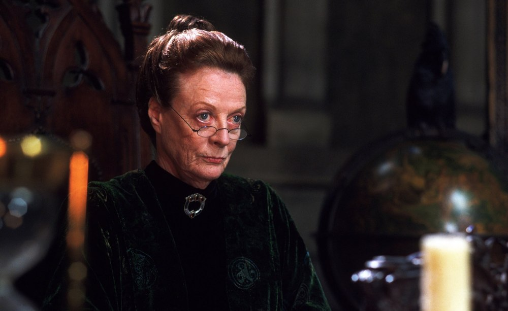 When was McGonagall born