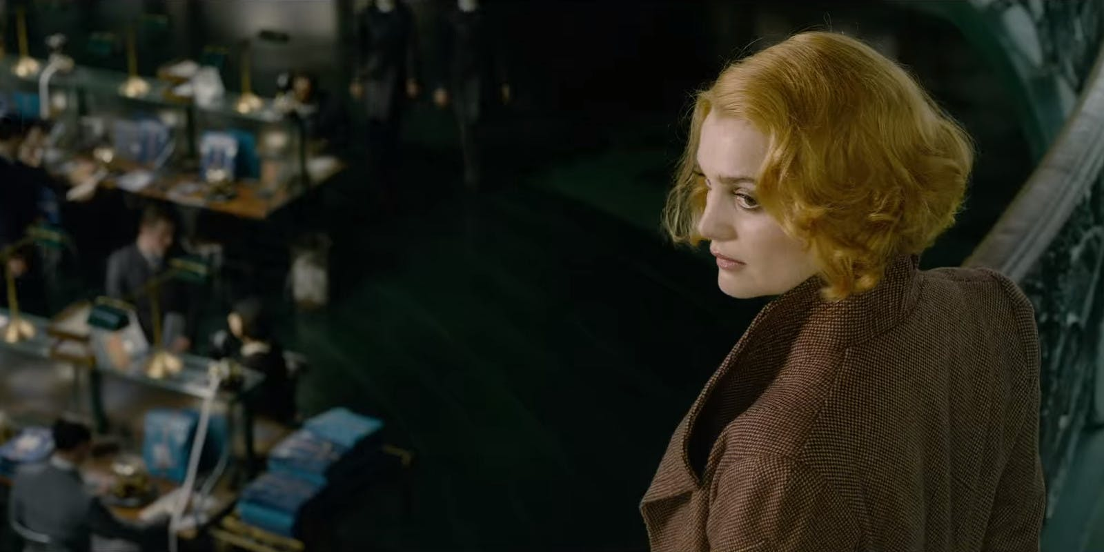 Why Queenie's decision in 'The Crimes of Grindelwald' makes