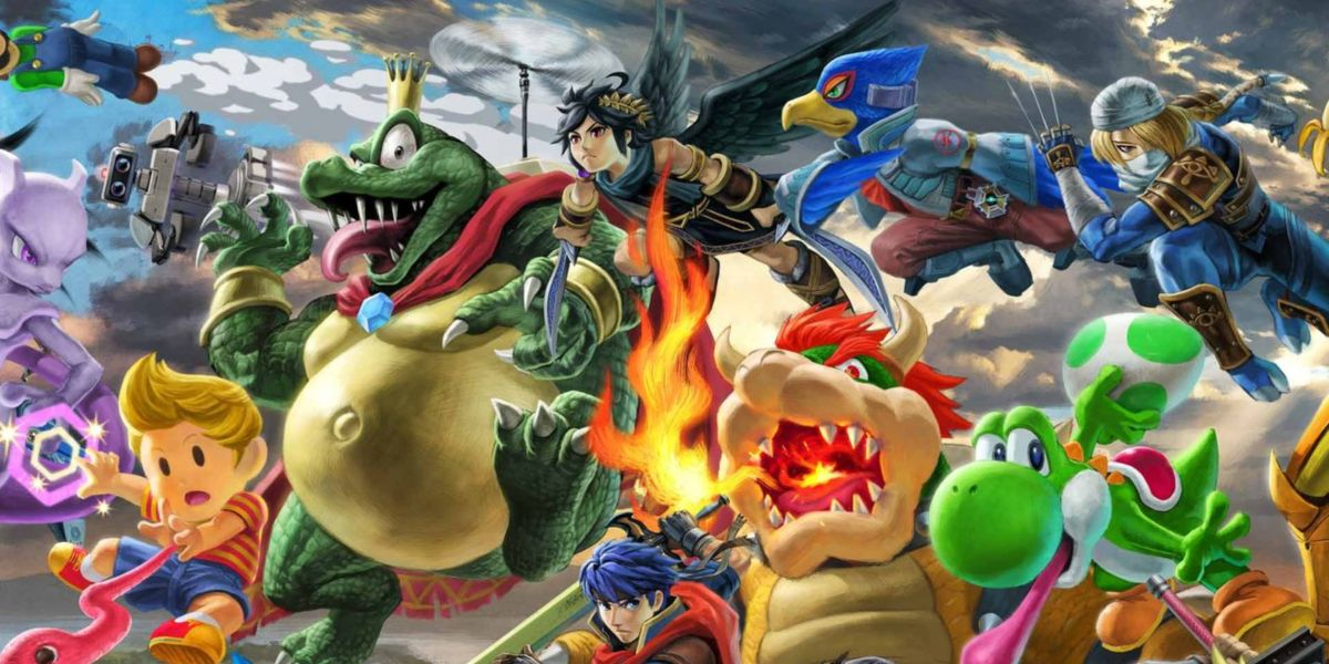 smash ultimate online features detailed