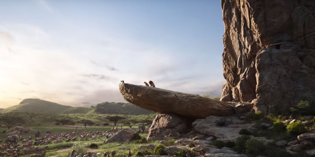 The Lion King Trailer Breaks Records For Disney S Most
