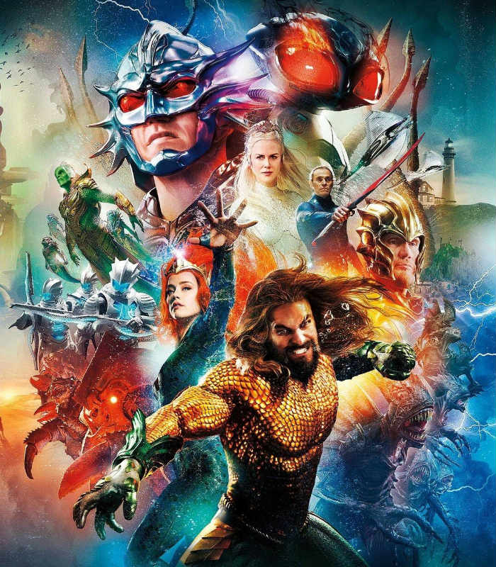 Aquaman Review A Fantastic Fun Time At The Movies That