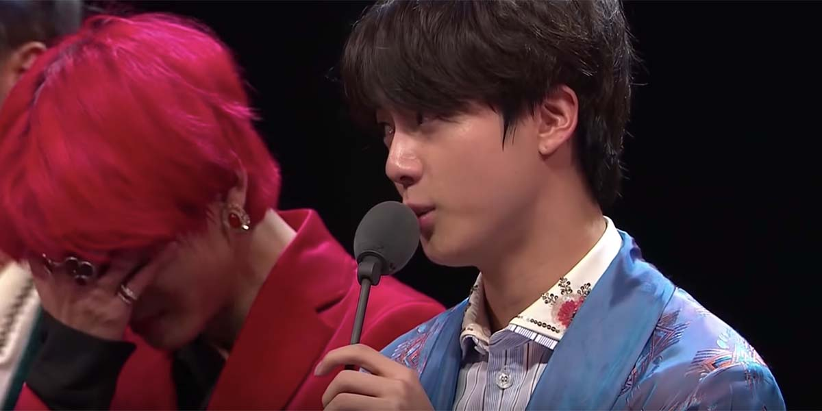 BTS' vulnerable speeches show why they deserve all the happiness in