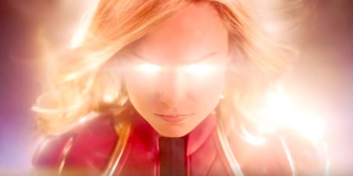 Captain Marvel's powers