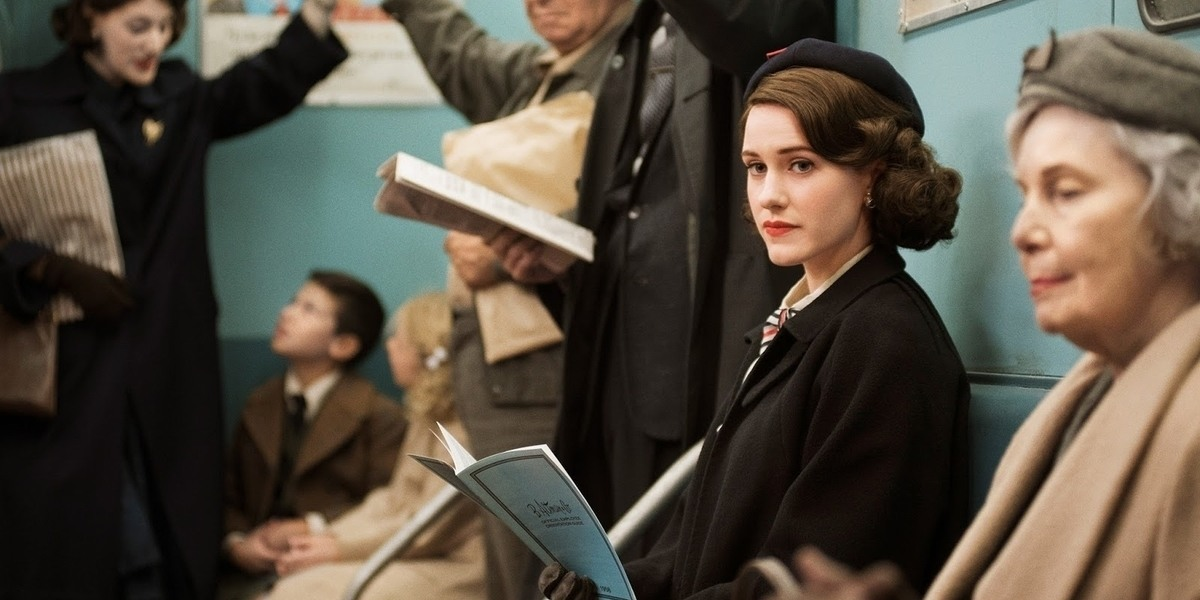 diversity marvelous mrs maisel racial