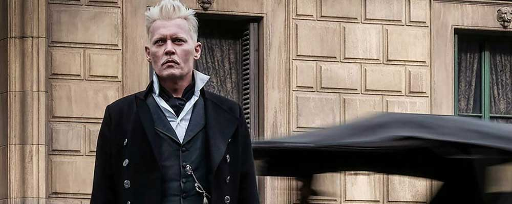 What are Grindelwald's crimes?