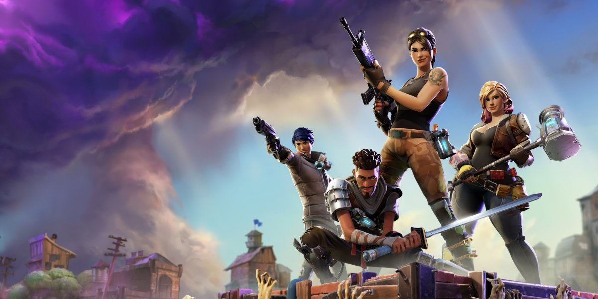 'Fortnite' team launching Steam competitor in the Epic Games Store