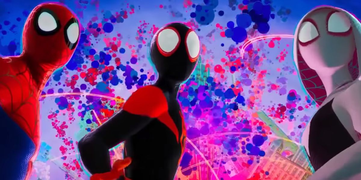 Spider-Man: Into the Spider-Verse' review: Among the best of