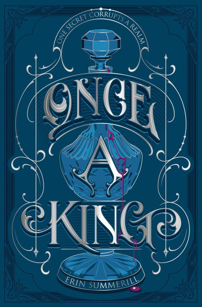 Once a King by Erin Summerill