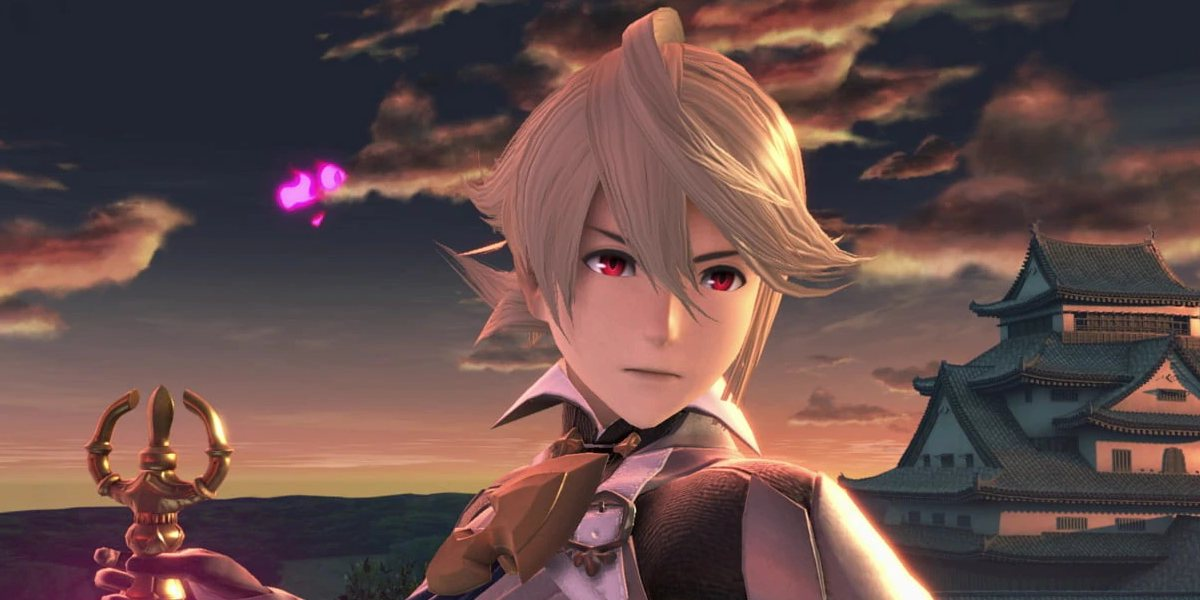 smash ultimate release date corrin