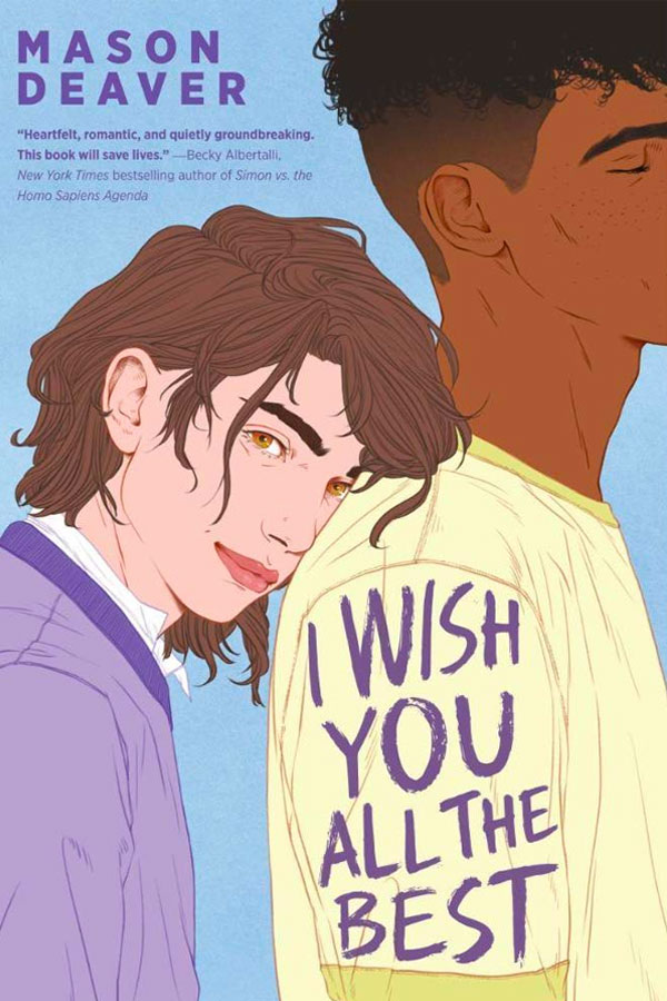Don't miss these LGBTQ+ YA books being released in 2019