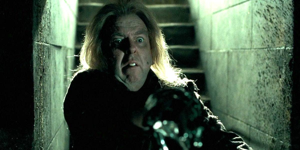 Harry Potter: Peter Pettigrew was a true Gryffindor