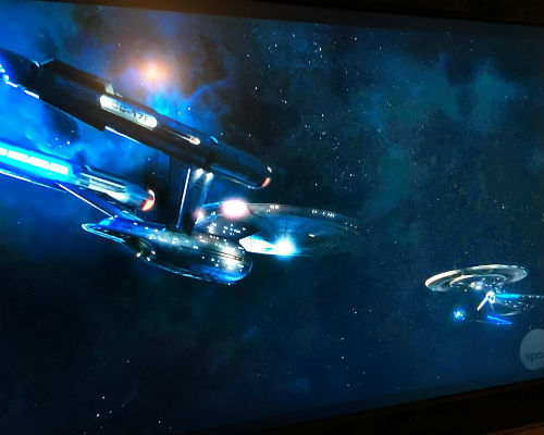 Enterprise star trek discovery