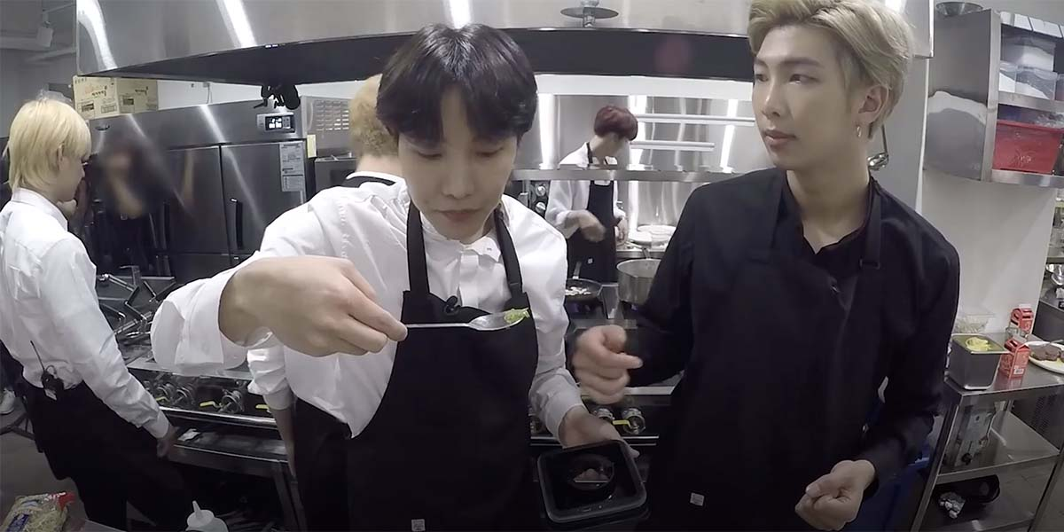 Run BTS!' episode 58 reaction: Chef BTS is my new favorite cooking