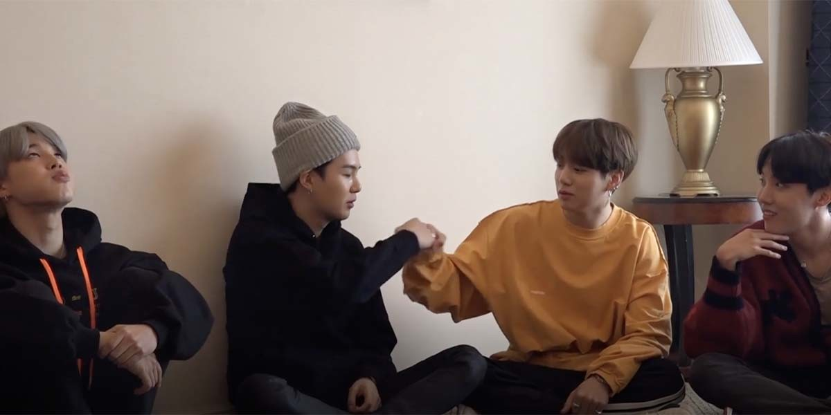 Run BTS!' episode 60 reaction: Bangtan in bunny hats for the