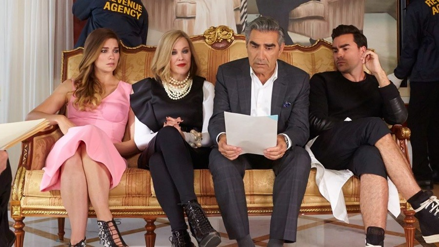 How the healing power of 'Schitt's Creek' helped me to find my paddle