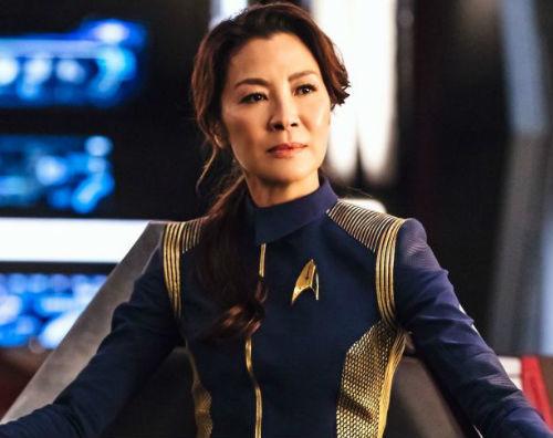 Star Trek Discovery Georgiou captain