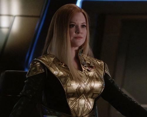 Star Trek Discovery Tilly Captain
