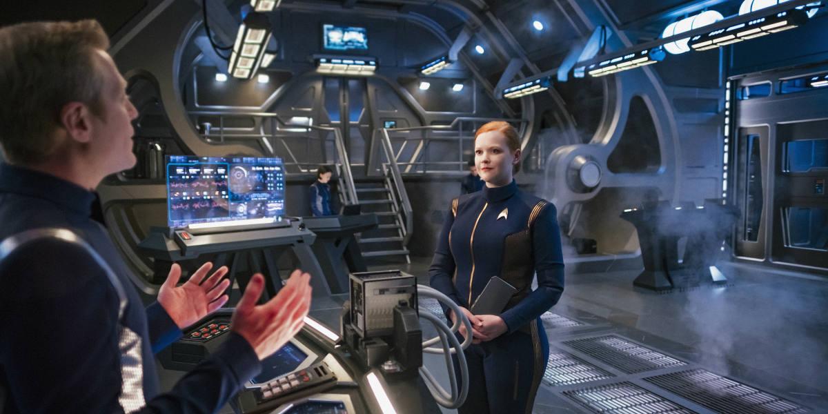 Star Trek Discovery season 2 stamets tilly