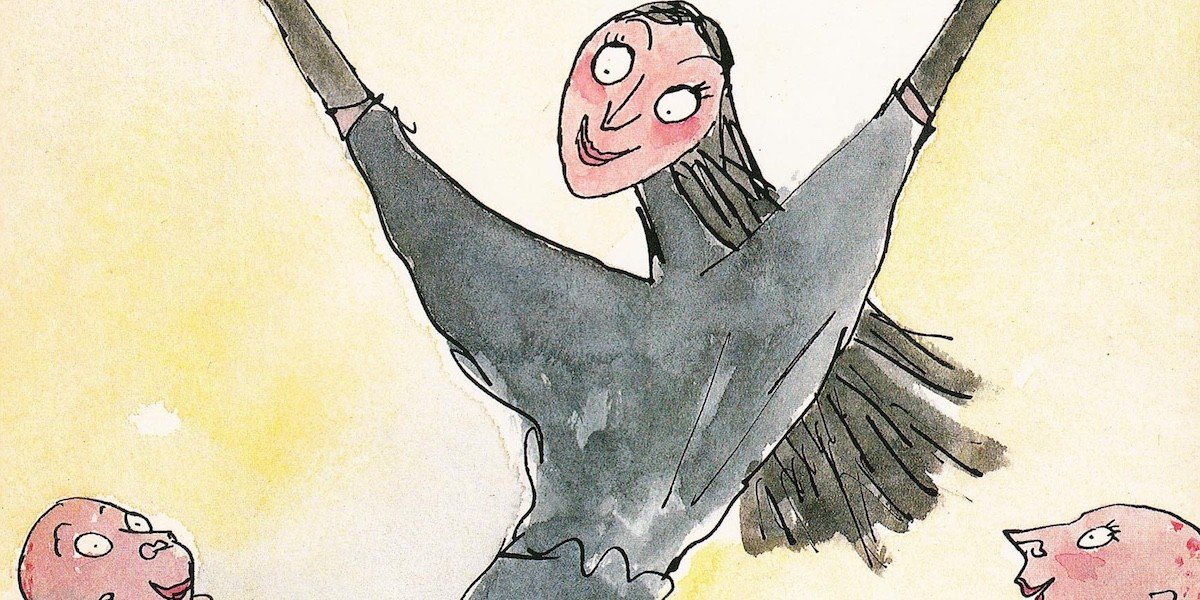 Anne Hathaway is stepping into the world of Roald Dahl