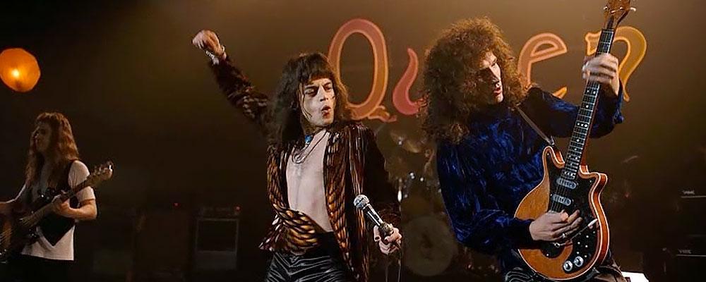 Killer Queen: Ranking every music scene in 'Bohemian Rhapsody'