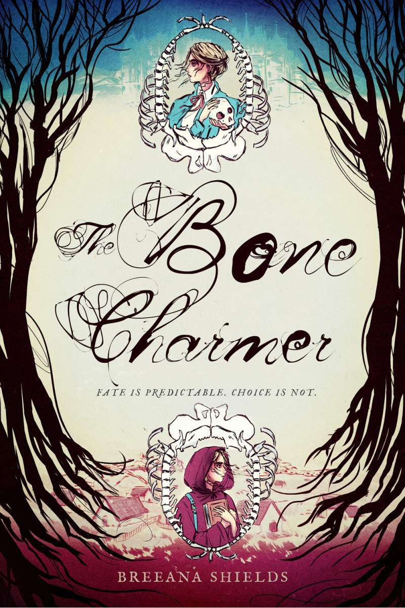 The Bone Charmer by Breeana Shields