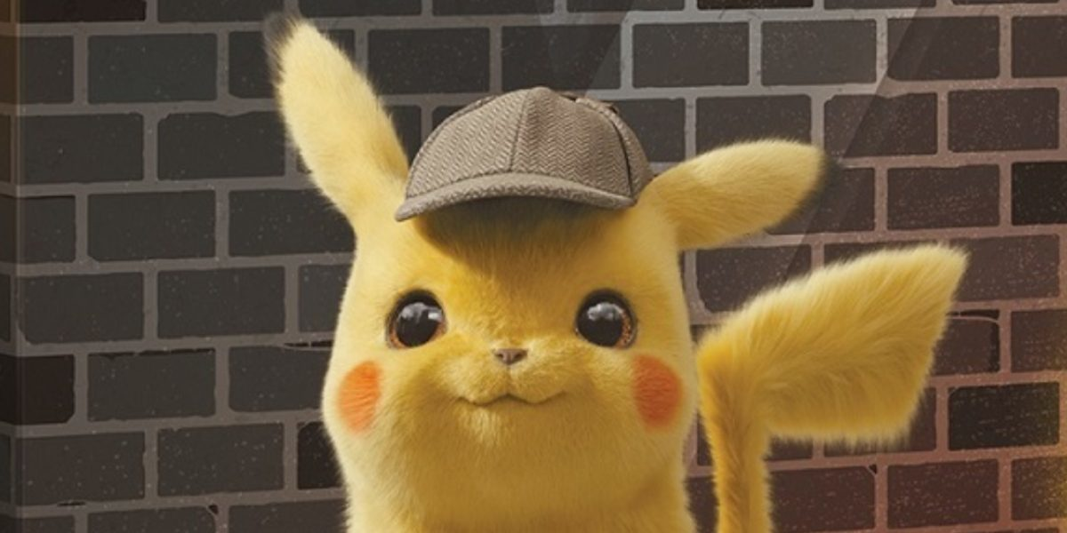 Detective Pikachu Kinostart