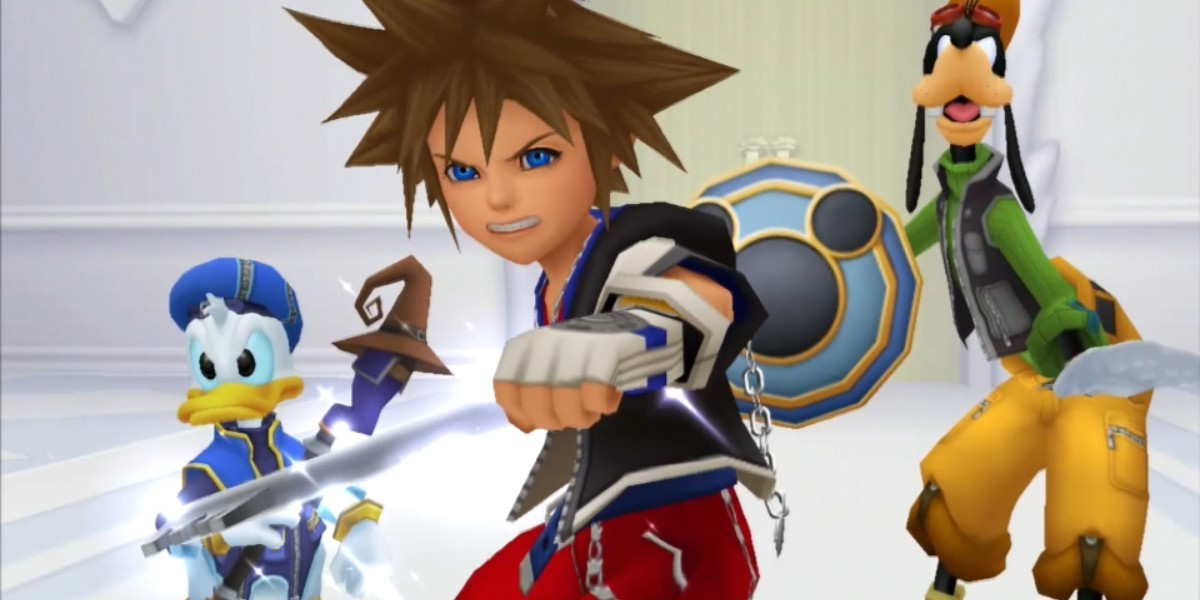 'Kingdom Hearts' games ranked from least to most confusing