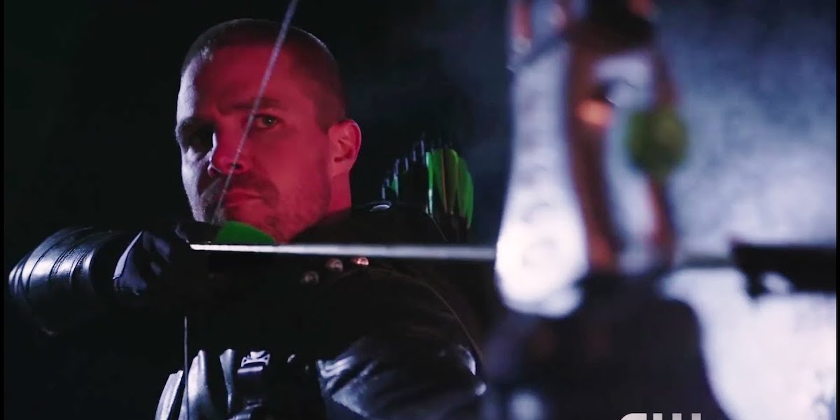 Oliver Queen on 'Arrow'