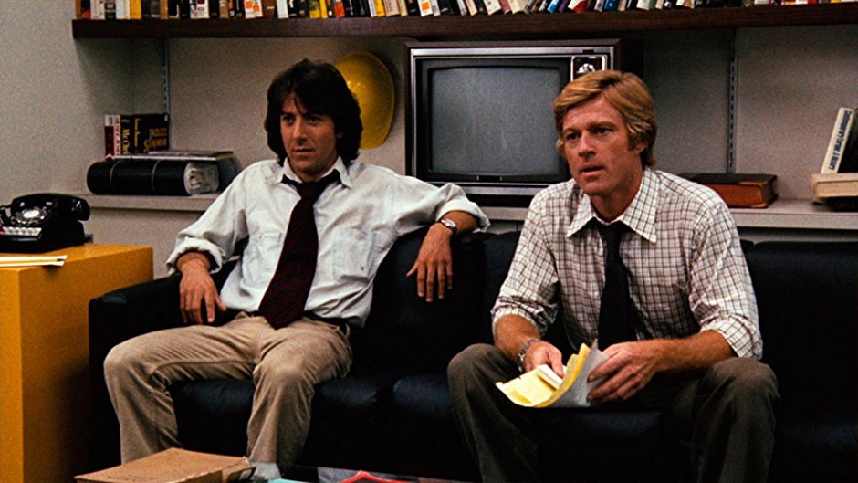 best political movies all the president's men