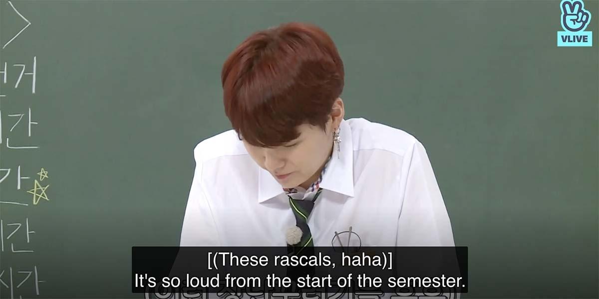 Run BTS!' episode 63 recap: BTS school is now in session