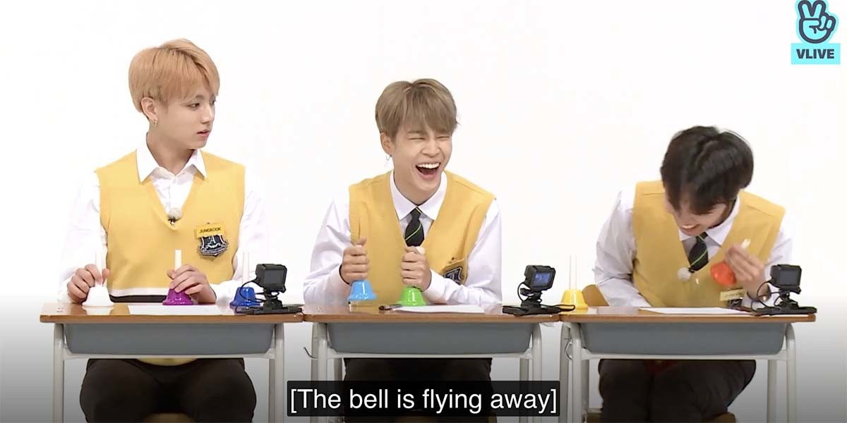 Run BTS!' episode 64 recap: BTS school is back in session | Hypable