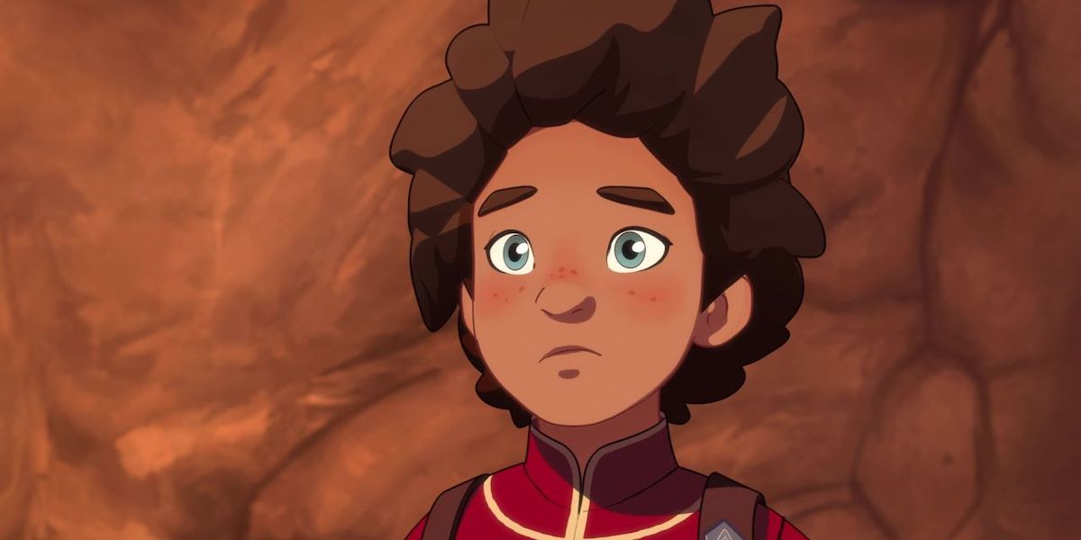 The Dragon Prince' creators talk Dark Magic, relationships, and