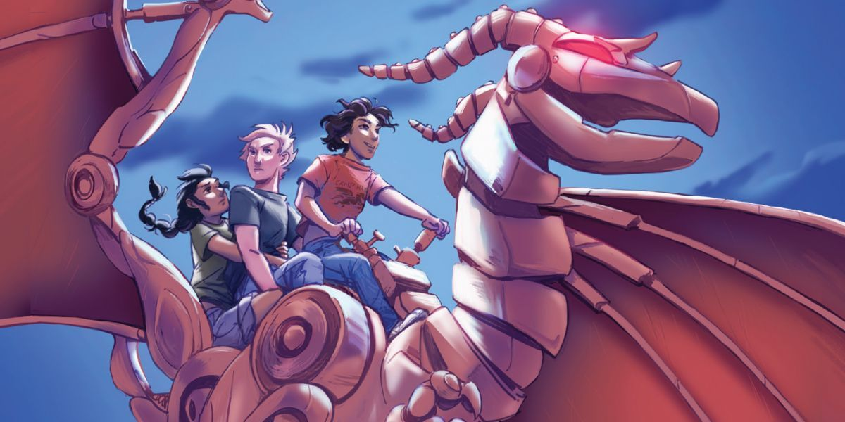 'Heroes of Olympus' series by Rick Riordan receives updated covers