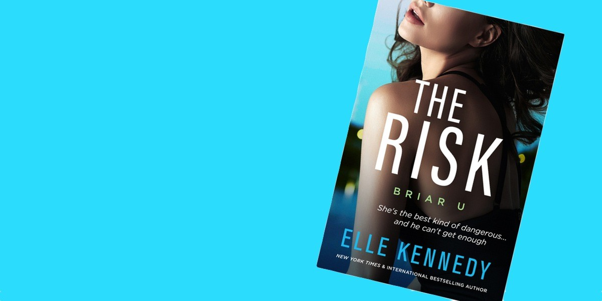 'The Risk' book review: You won't regret taking a risk on Elle Kennedy
