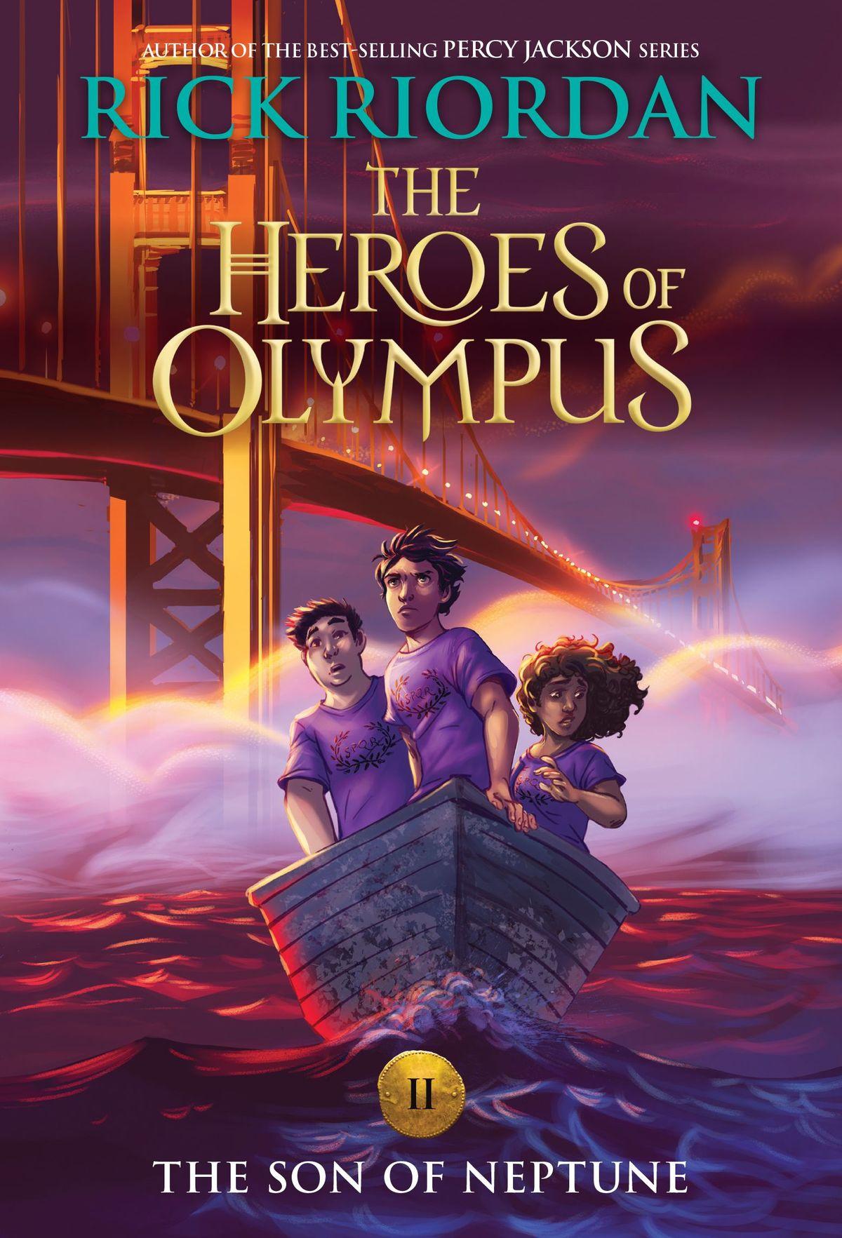 Heroes Of Olympus Series By Rick Riordan Receives Updated Covers