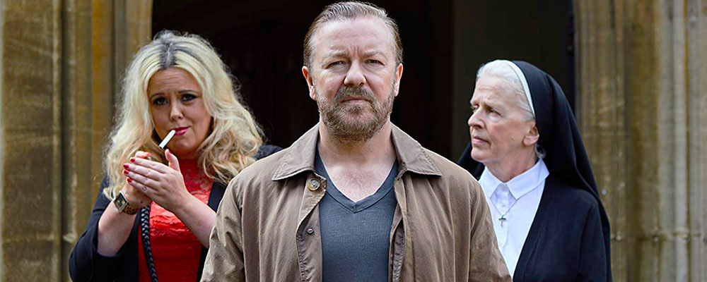 Netflix's 'After Life' review: Gervais is saved by a colorful