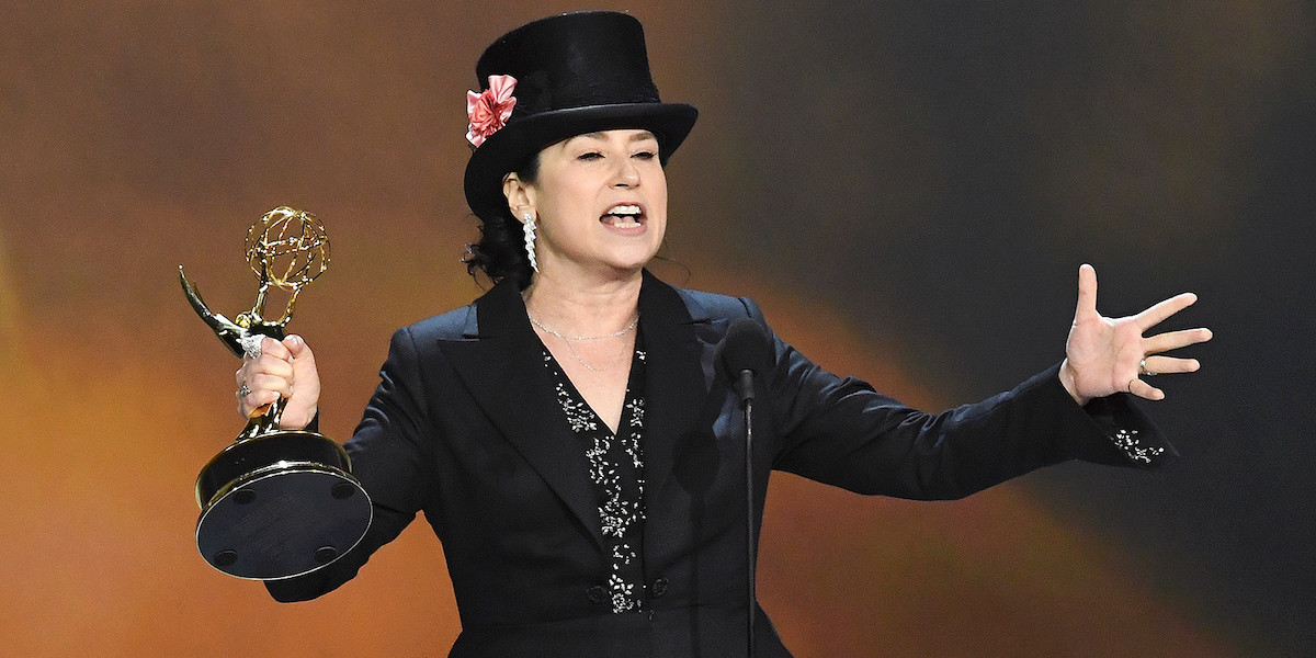 Amy Sherman-Palladino could be helming a big screen remake of 'Gypsy'