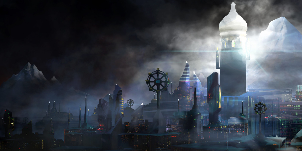 'The City in the Middle of the Night' builds a revolution in extreme climates