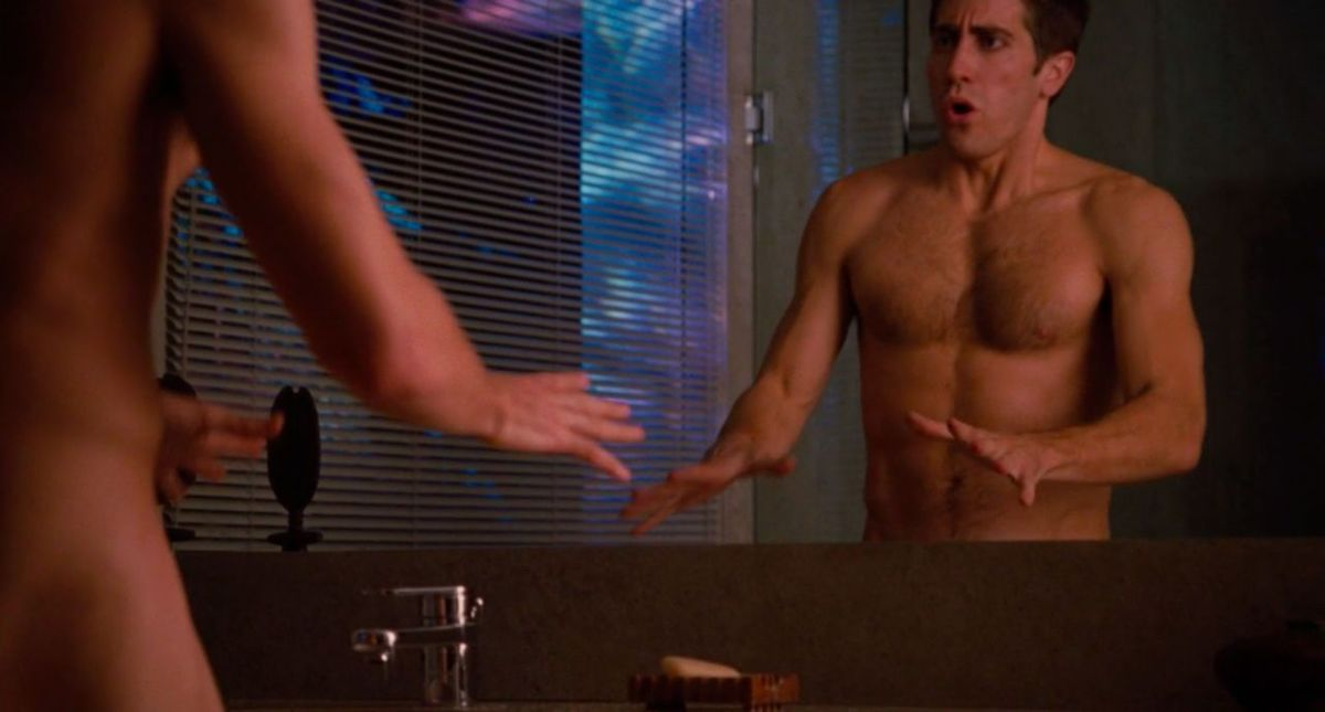 Naked Jake Gyllenhaal movies