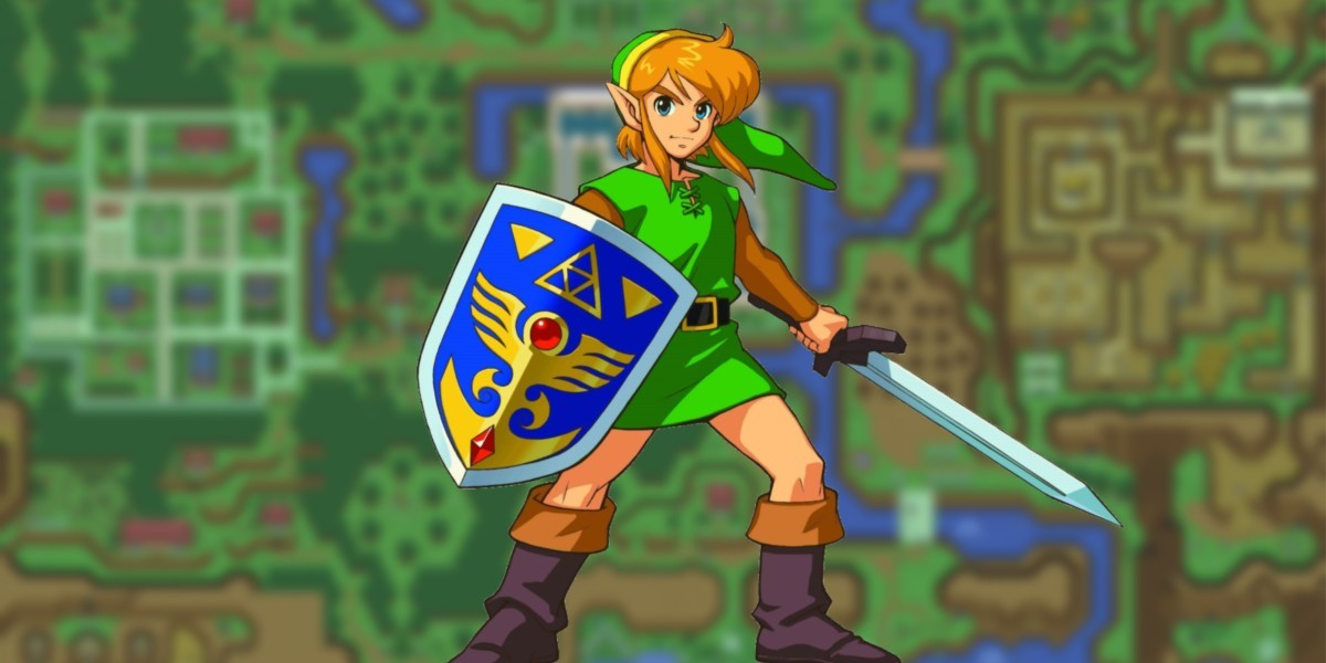 Link to the Past' remake would have been better than 'Link's