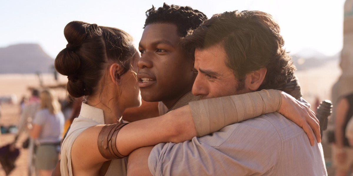 'Star Wars: Episode 9' wraps filming, J.J. Abrams shares first look