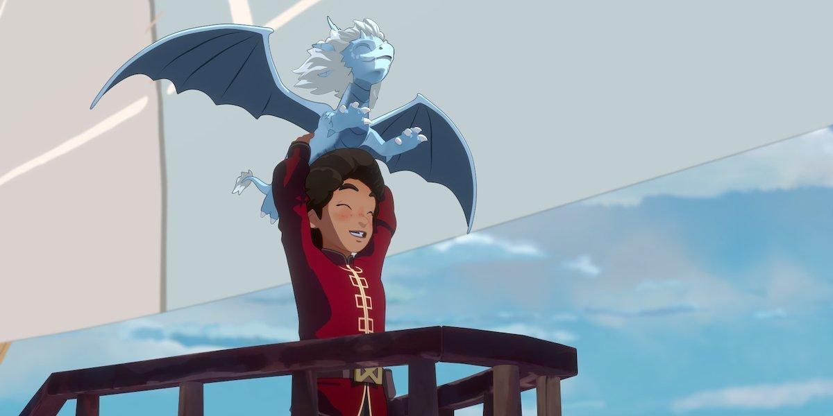The Dragon Prince' season 2 quotes highlight humor and hope