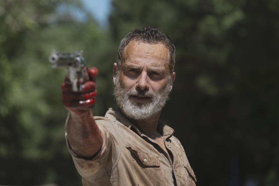 9 award-worthy Rick Grimes moments on 'The Walking Dead' | Hypable