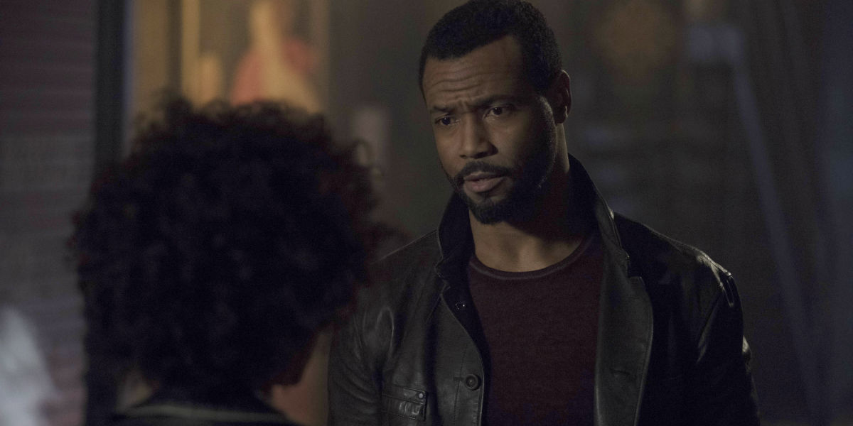 Shadowhunters 3x13 Maia Luke