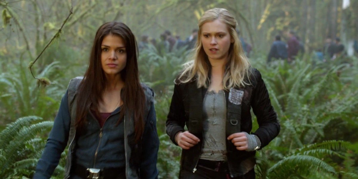 120 thoughts I had rewatching 'The 100' pilot 5 years later | Hypable