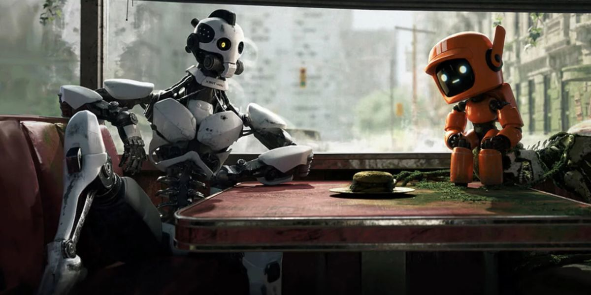 love, death and robots - photo #10